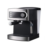Espressor cafea Baoow CM6823, 850 W, 1.6 l, Argintiu