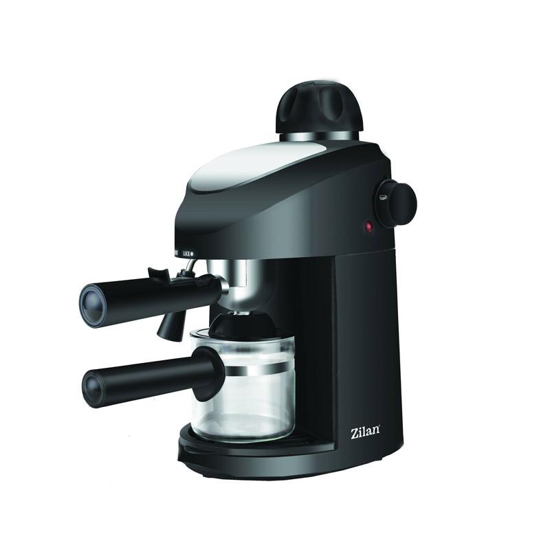 Espressor cafea Zilan, 800 W, capacitate 4 cesti 2021 shopu.ro