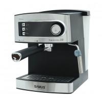 Espressor de cafea Samus Espressimo 20, 850 W, 1600 ml, 20 bari, carcasa inox