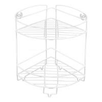 Etajera pentru baie, 12 x 50 cm, 2 rafturi