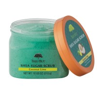 Exfoliant de corp Coconut Lime Tree Hut, 510 g, aroma cocos/lamaie