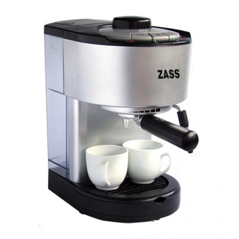 Espressor cafea Zass, 800W, capacitate 1.2l 2021 shopu.ro