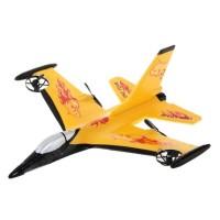 Avion mini F-16, 4 canale, telecomanda