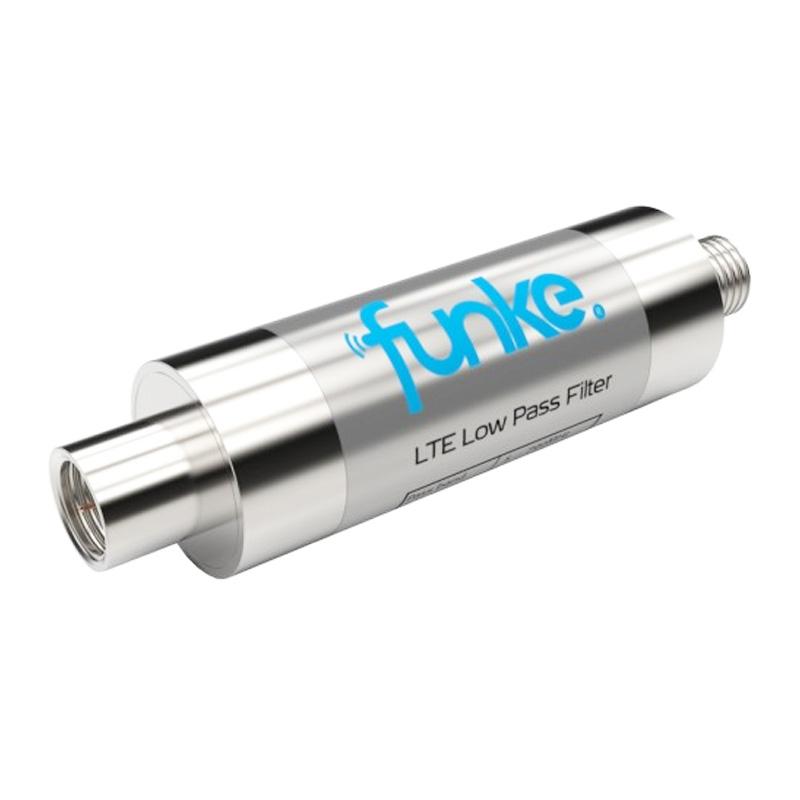 Filtru 4G LTE pentru antene NLTE790 Funke, 5-700 MHz 2021 shopu.ro