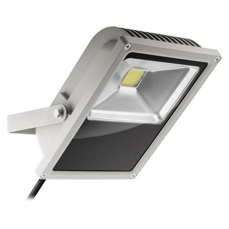 Proiector cu LED Goobay, 50 W, lumina rece 2021 shopu.ro