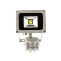 Proiector cu senzor COB Well, 10 W, lumina rece