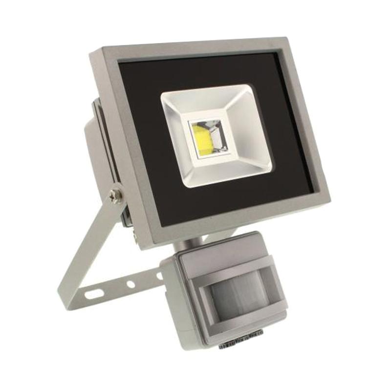 Proiector cu senzor COB Well, 20 W, lumina rece shopu.ro