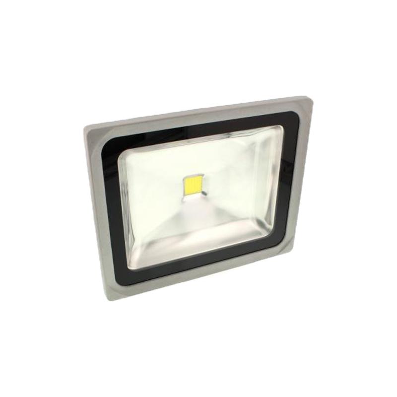 Proiector cu LED COB Well, 50 W, lumina rece shopu.ro
