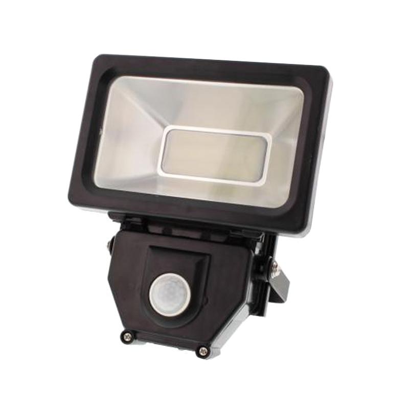 Proiector cu senzor SMD Well, 20 W, lumina neutra shopu.ro