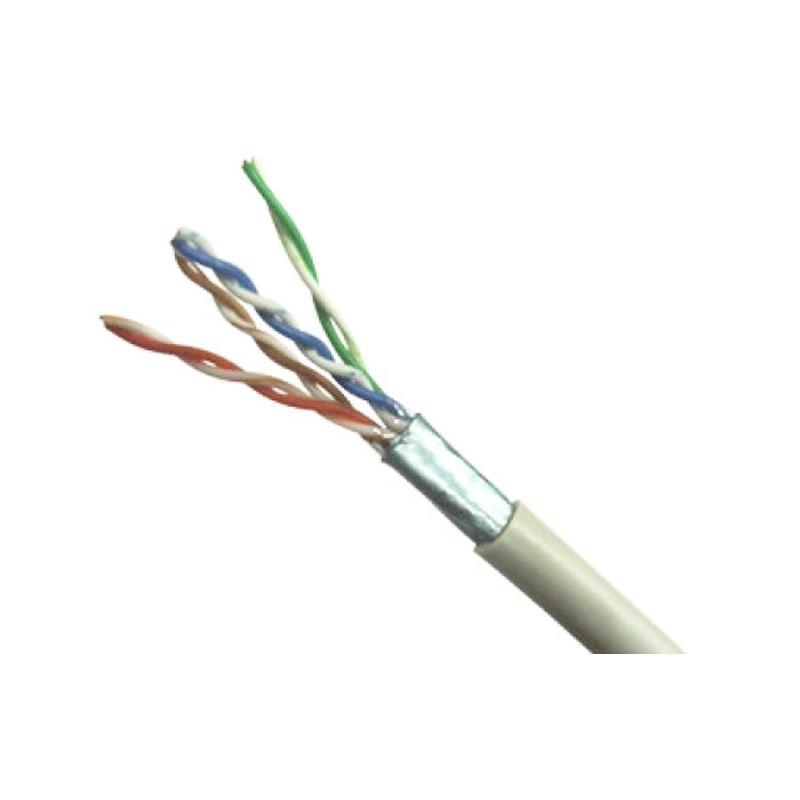 Cablu FTP CAT5E Genway, cupru masiv, 305 m