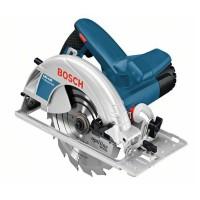 Ferastrau circular Bosch, 1400 W, 190 mm, 5500 rpm, blocare ax, adaptor aspirare inclus