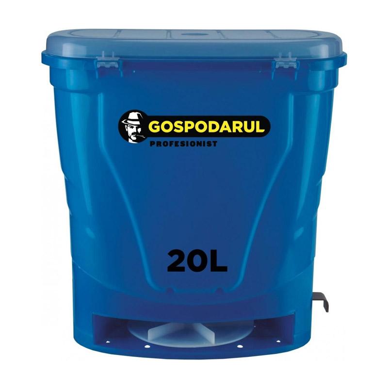 Fertilizator cu acumulator Gospodarul Profesionist, 1260 rpm, 20 l, reglare debit 2021 shopu.ro