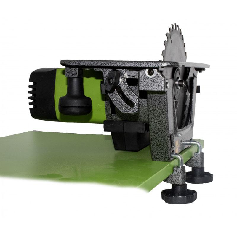 Fierastrau circular de mana ProCraft KR2500, 2500 W, 5500 rpm, disc 200 mm, lemn 72 mm