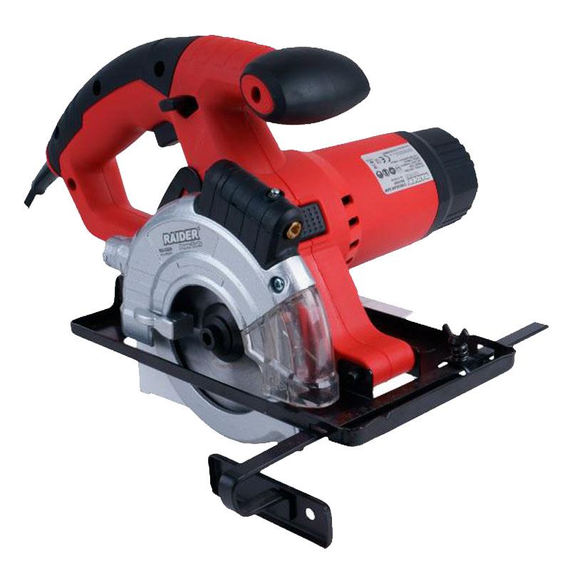 Fierastrau circular multifunctional Raider, 710 W, 4300 rpm, disc 110 mm, indicator laser 2021 shopu.ro