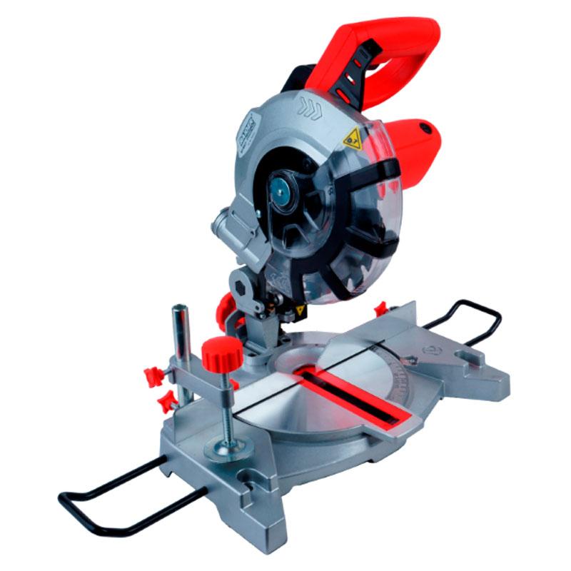 Fierastrau circular semi-stationar Raider, 1400 W, 5000 rpm, disc 210 mm, indicator laser 2021 shopu.ro
