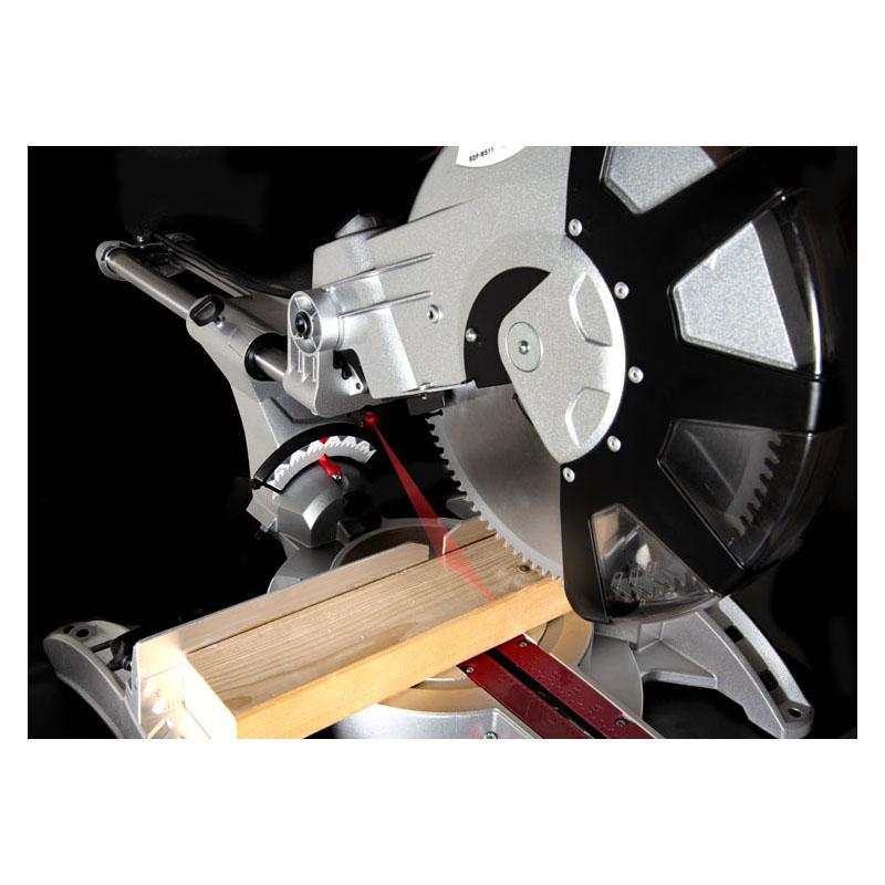 Fierastrau circular semi-stationar Raider, 2100 W, 4500 rpm, disc 305 mm