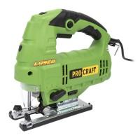 Fierastrau pendular ProCraft ST1300, 1300 W, 3000 rpm, 6 trepte, lemn 110 mm, metal 10 mm, ghidare fascicul laser