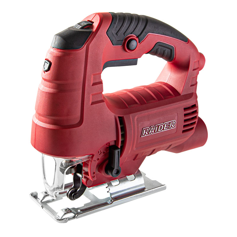 Fierastrau pendular Raider, 850 W, 3000 rpm, 80 mm, viteza variabila, indicator laser shopu.ro