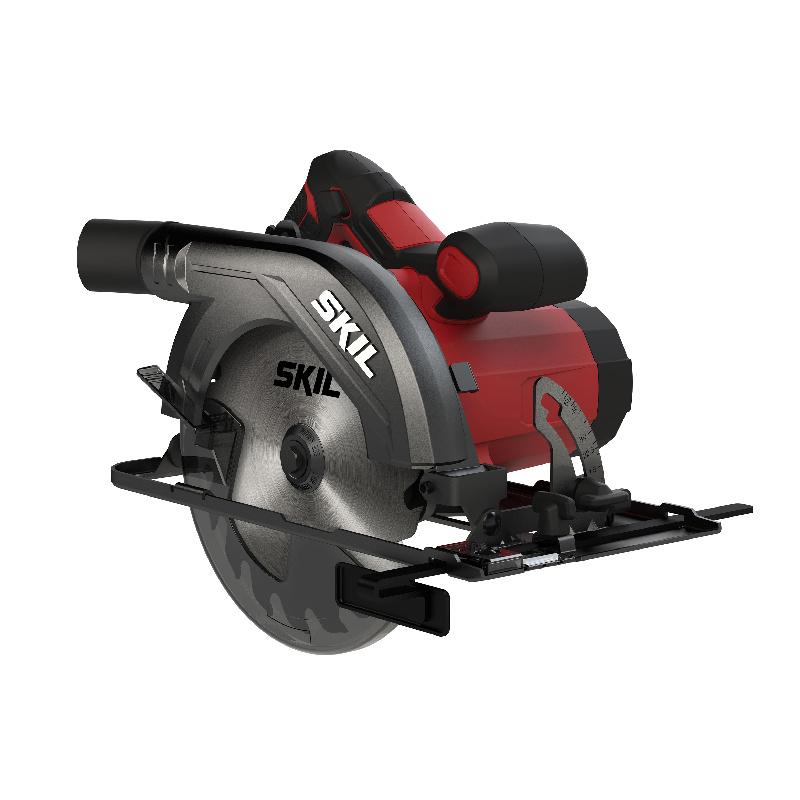 Fierastrau circular Skill, 1250 W, 3600 rpm, 46 mm, accesorii incluse shopu.ro