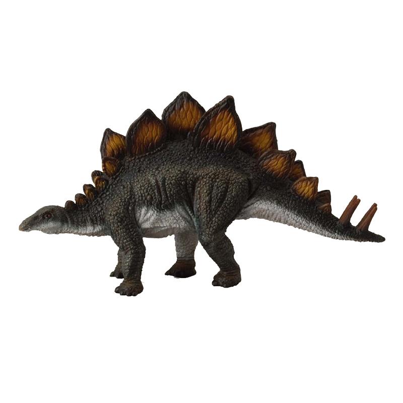 Figurina dinozaur Stegosaurus Collecta, plastic cauciucat, 3 ani+ 2021 shopu.ro