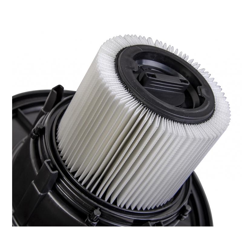 Filtru Hepa pentru aspirator industrial Raider RDP-WC04, 137 l, 107 mm 2021 shopu.ro