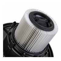 Filtru Hepa pentru aspirator industrial Raider RDP-WC04, 137 l, 107 mm
