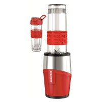 Blender Fitness Mix Albatros, 600 W, 570 ml, Rosu