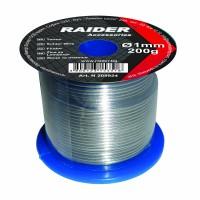 Fludor Raider, diametru 1 mm, 60% Sn, 40% Pb, 200 g