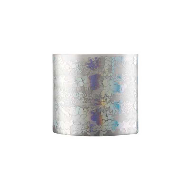 Folie de transfer pentru unghii Rainbow 05, Argintiu 2021 shopu.ro