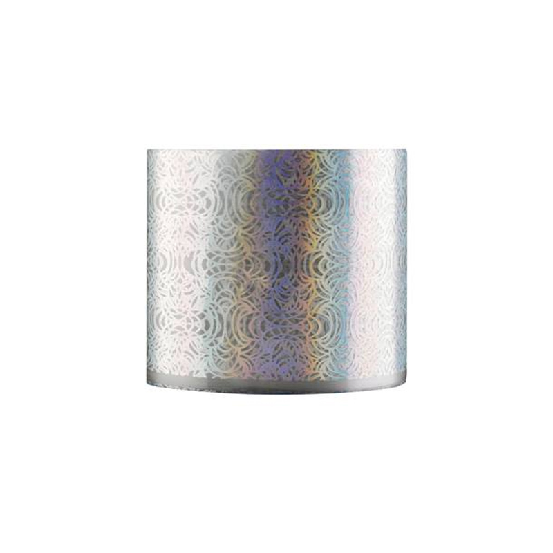 Folie de transfer pentru unghii Rainbow 11, Argintiu 2021 shopu.ro