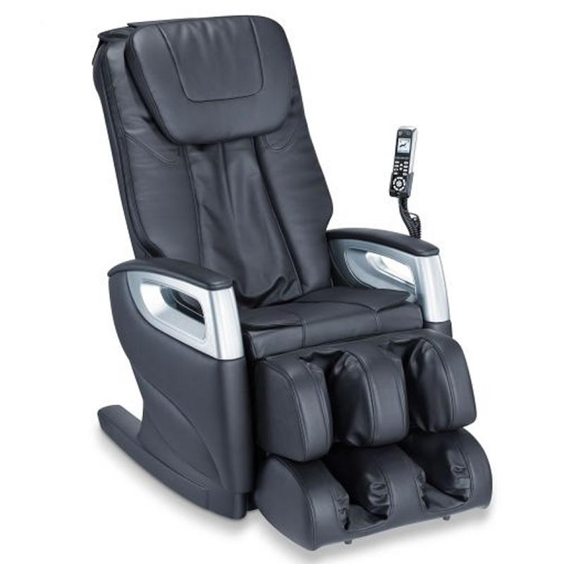 Fotoliu de masaj de lux Beurer MC5000 HCT deluxe, 5 tipuri de masaj 2021 shopu.ro