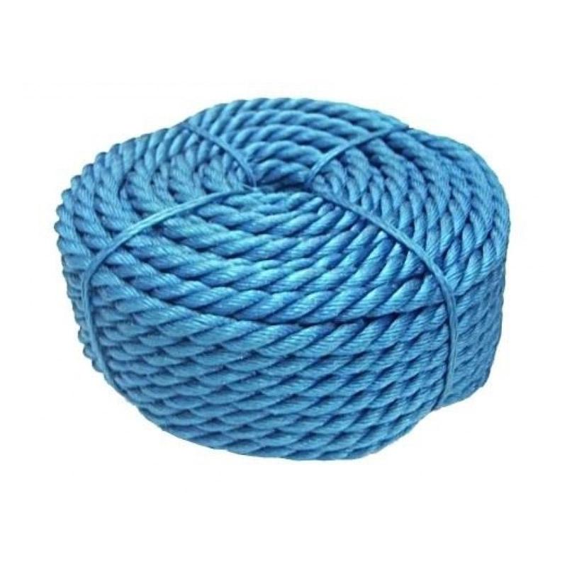 Franghie polipropilena, diametru 6 mm, lungime 200 m, Albastru 2021 shopu.ro