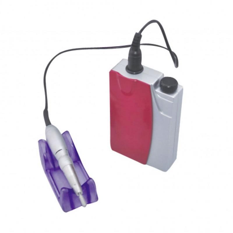 Freza electrica portabila unghii DM208, afisaj digital, 25.000 rpm 2021 shopu.ro