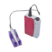 Freza electrica portabila unghii DM208, afisaj digital, 25.000 rpm