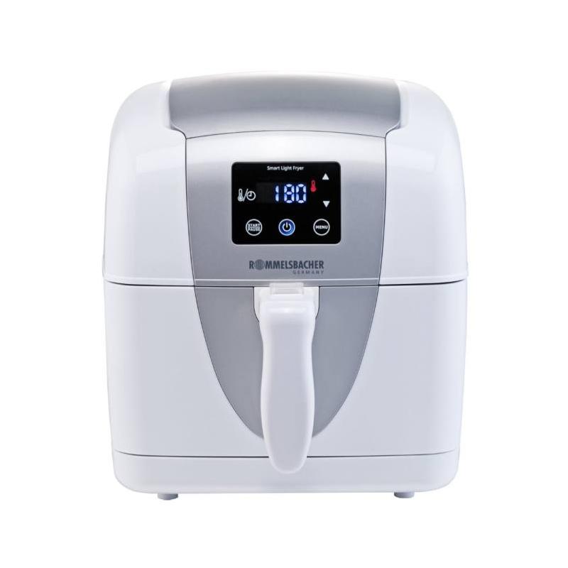 Friteuza cu aer cald Rommelsbacher, 1400 W, 2 l, 5 programe, termostat 2021 shopu.ro