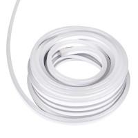 Furtun luminos flexibil tip LED Neon, 10 m, 6.9 W, 3000K alb cald