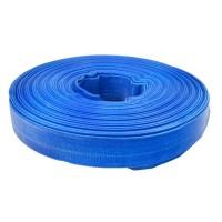 Furtun PVC pentru pompieri, 50 m, diametru 3 inch