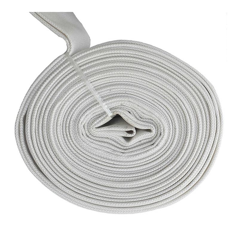 Furtun pentru irigatii Tehnosting, 110 mm x 20 m, PVC/textil, tip A, Gri 2021 shopu.ro