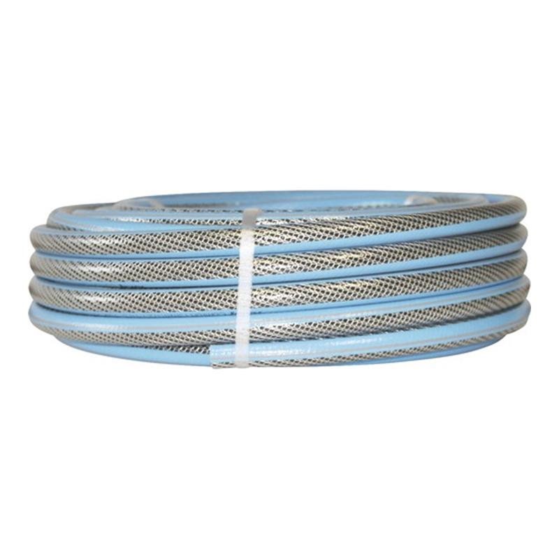 Furtun universal For_q, 25 m, 12.3 mm, 9 bar, PVC, Albastru 2021 shopu.ro