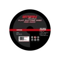 Disc abraziv metal-inox G11510S Stern, 115 x 1.0 mm