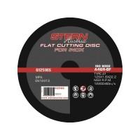 Disc abraziv metal-inox G12516S Stern, 125 x 1.6 mm