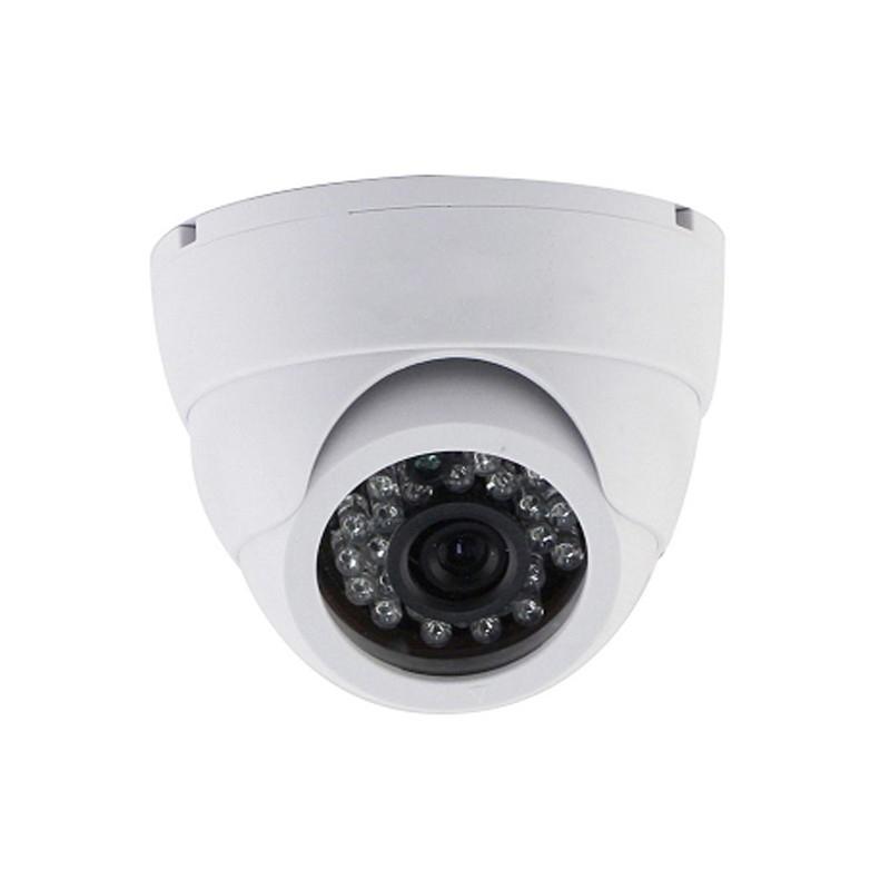 Camera dome color AHD 1/3 GNV, IR, 20 m