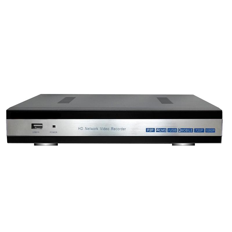 DVR AHD GNV, 1 x SATA HDD, 1080P, control PTZ