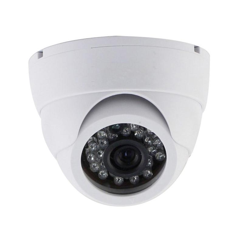 Camera dome color cu POE GNV, 24 x LED, senzor CMOS 2021 shopu.ro