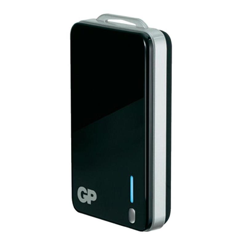 Acumulator portabil GP, 4000 mAh, Negru 2021 shopu.ro