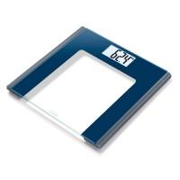 Cantar de sticla Beurer GS170 Sapphire, 150 kg, LCD