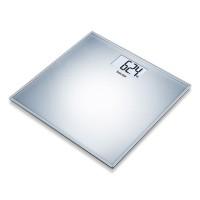 Cantar de sticla GS202 Beurer, 150 kg, LCD, design special