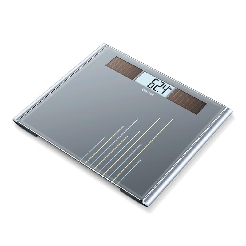 Cantar de sticla solar Beurer, 180 kg, LCD 2021 shopu.ro