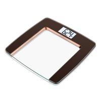 Cantar de sticla Beurer, 180 kg, LCD, Bronze