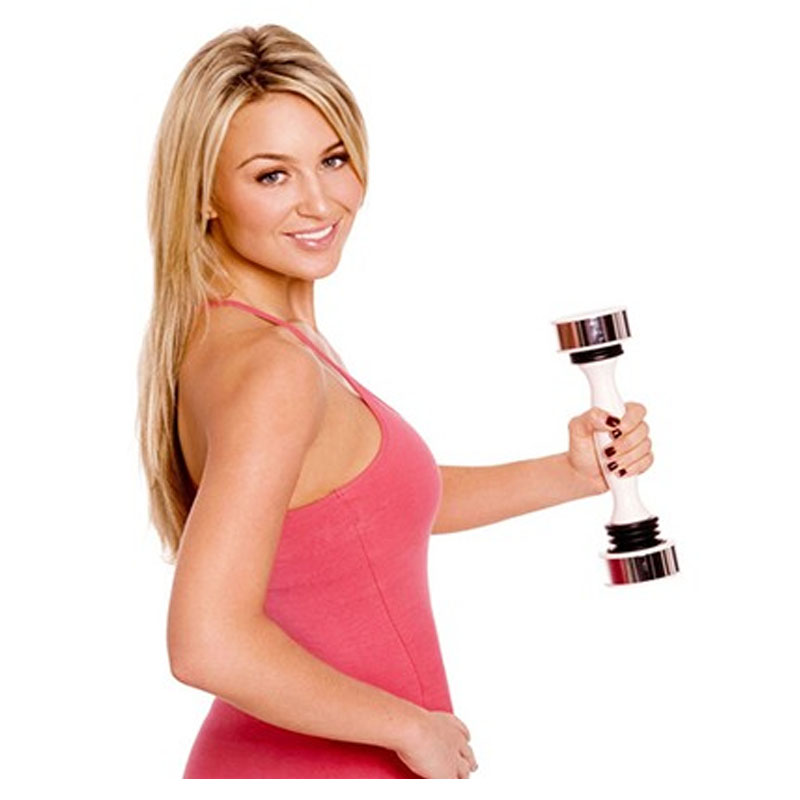 Gantera vibratii Shake Weight